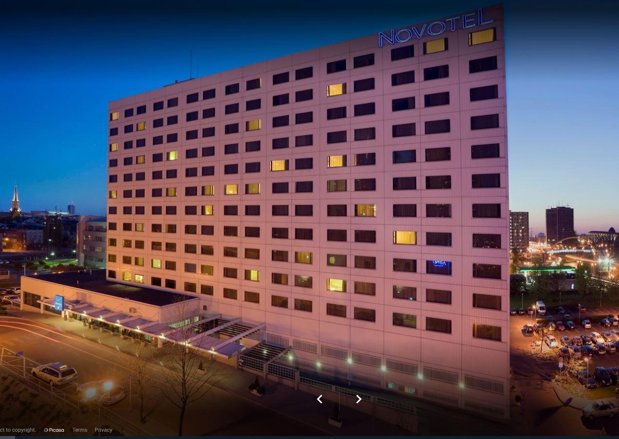 Minefill2020 Novotel Hotel Katowice