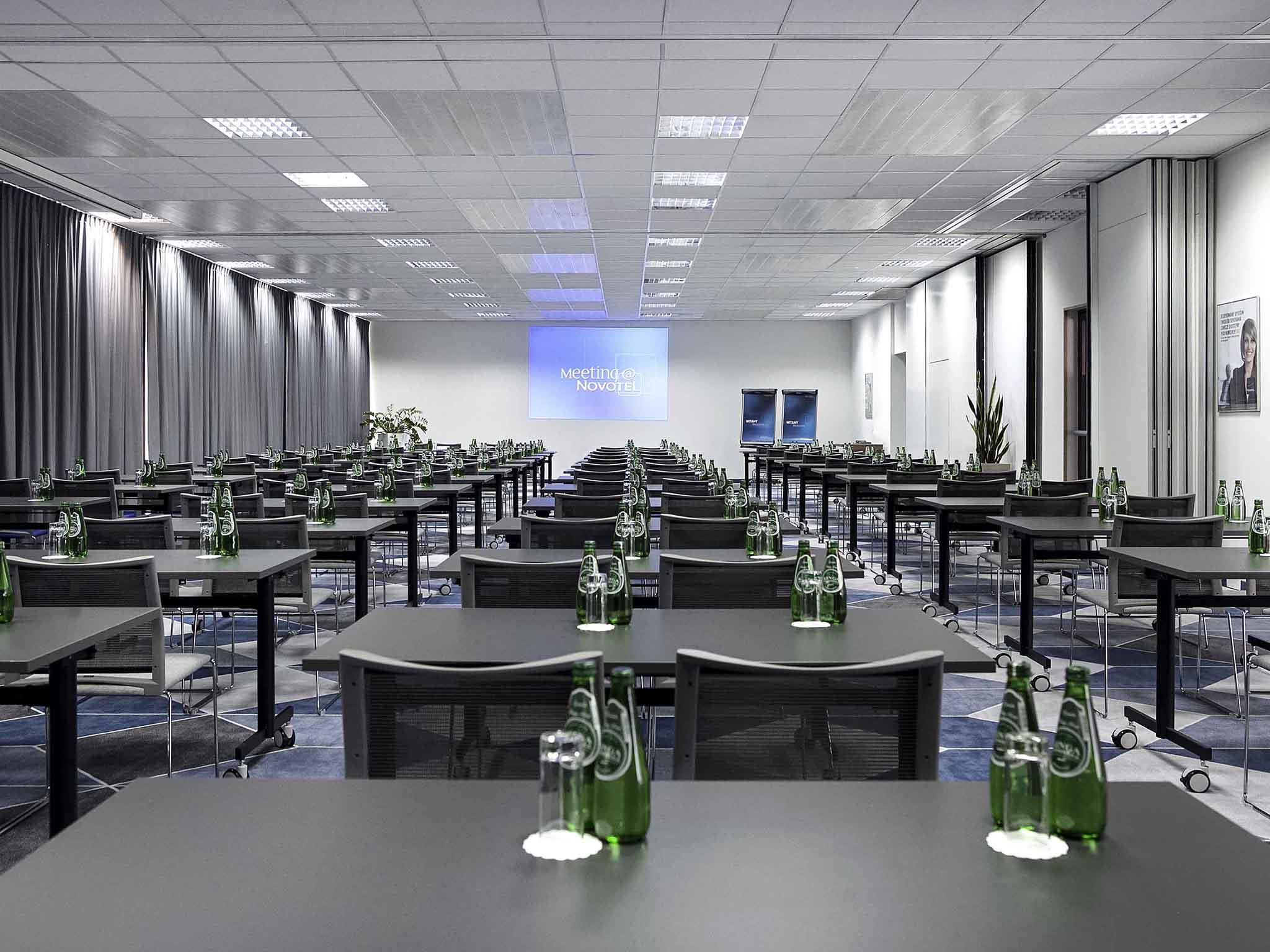 Novotel Hotel Katowice Minefill 2020 minefill 2020 conference